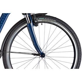 Kalkhoff Agattu 1.B XXL Comfort Freewheel, azul